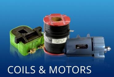 Coils & Motors