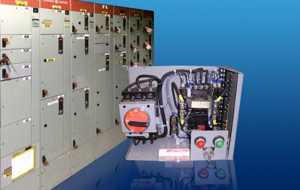 Low Voltage Motor Control