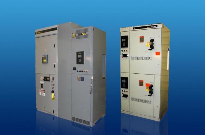 Medium Voltage Motor Control