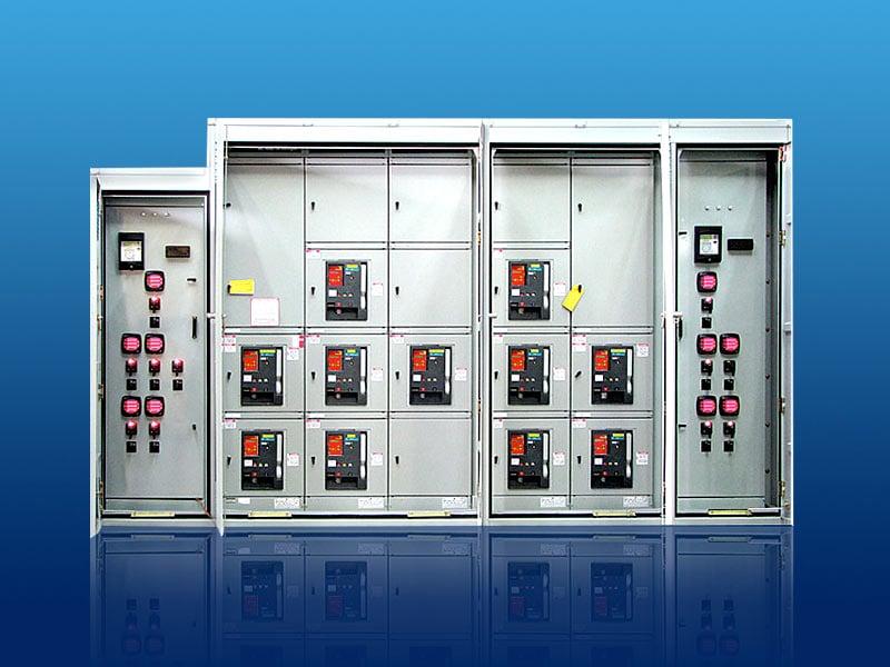 Low Voltage Switchgear National Circuit Breaker